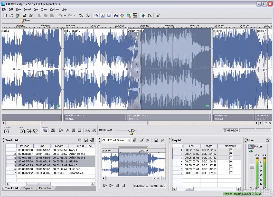 Sound Forge 6.0 + crack скачать бесплатно.